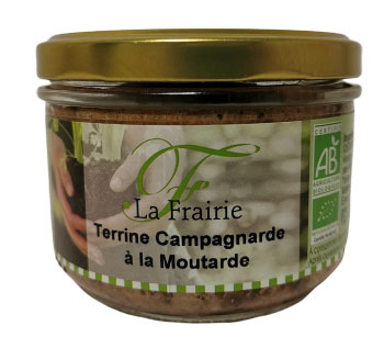 Terrine de campagne a la moutarde DETOUREE 2